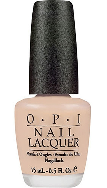 "Flot neglelak fra OPI, ""At First Sight"""