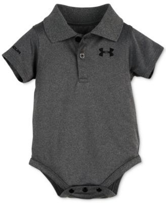 Under Armour Baby Boys' Polo Bodysuit