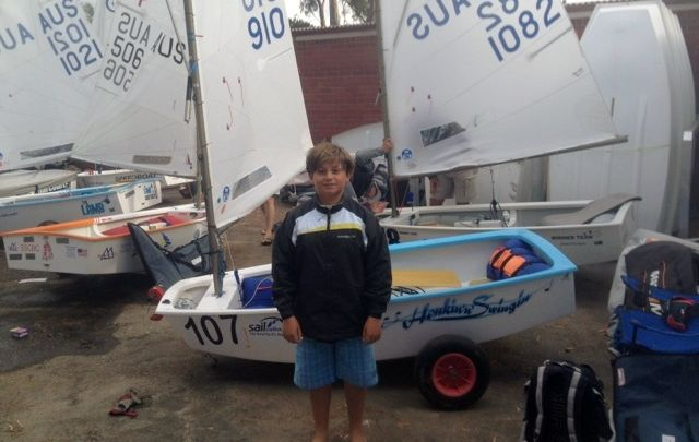 OptiWraps Sailing Dinghy Names - head over to www.optiwraps.com to find out more!