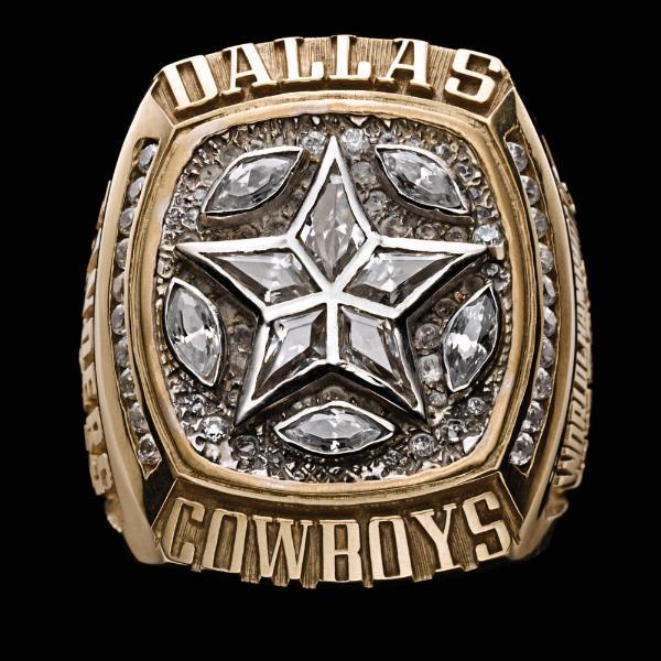 1995 Dallas Cowboys Super Bowl XXX Championship Ring Trap Music | Trap Music Definition http://www.slaughdaradio.com