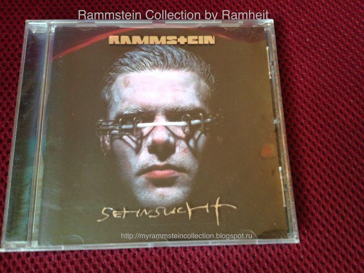 Sehnsucht (Engraved Case - Richard)