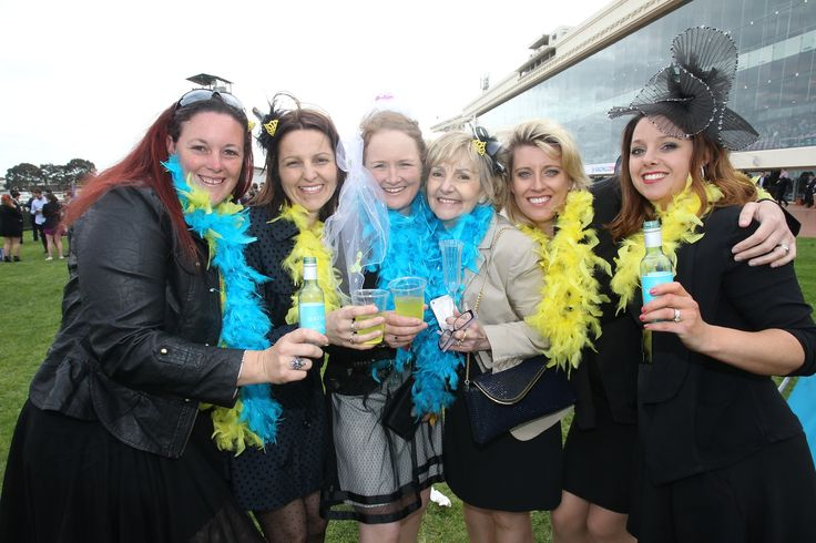 A great crowd makes the most of Carnival Preview Day at Caulfield