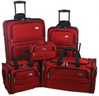 Luggage Online offers a wide variety of high quality, brand name and designer luggage that are both easy to find and affordable, to make certain that you'll have everything you need, all in one place.