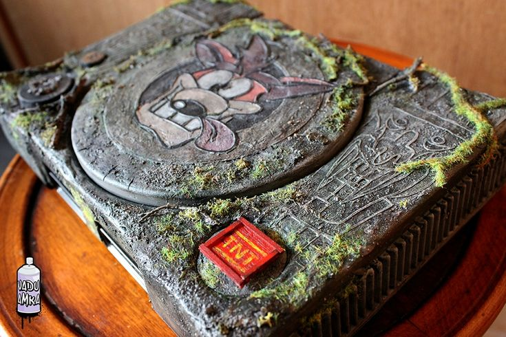 Vadu Amka crafts new Crash Bandicoot-inspired Playstation modification