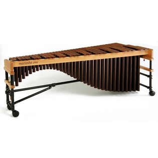 Bucket list: own a Marimba One! Such a beautiful (and expensive!) instrument