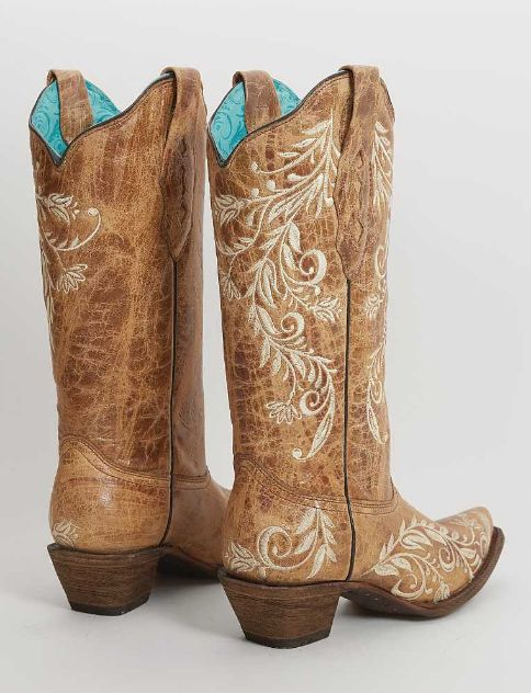 Corral Embroidered Boot - Women's Shoes | Buckle