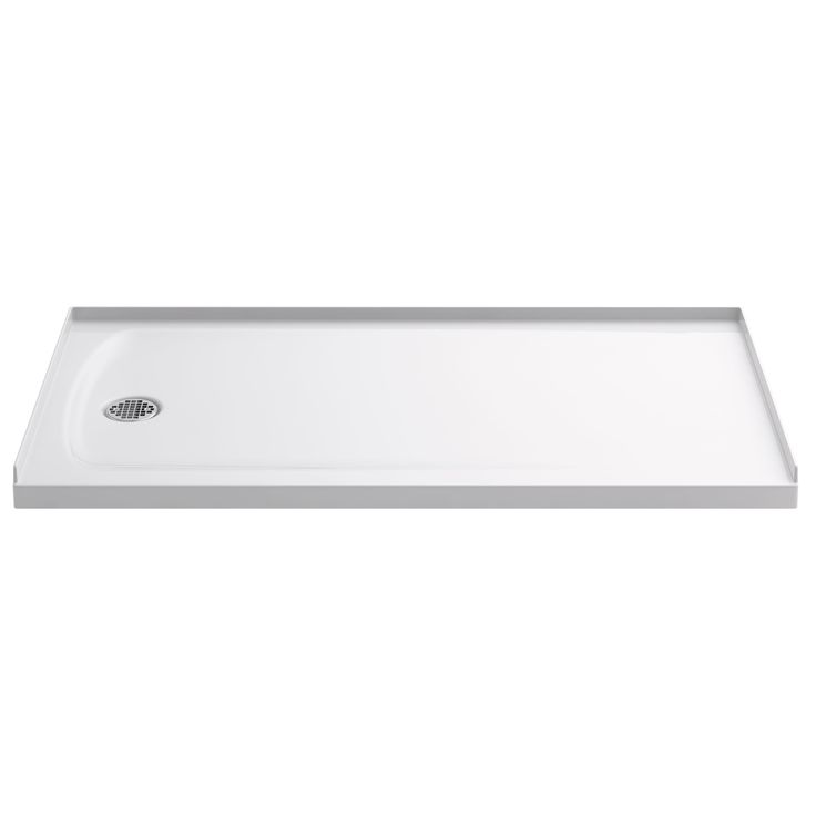 Ballast 60 X 32 Shower Base With Left Hand Drain