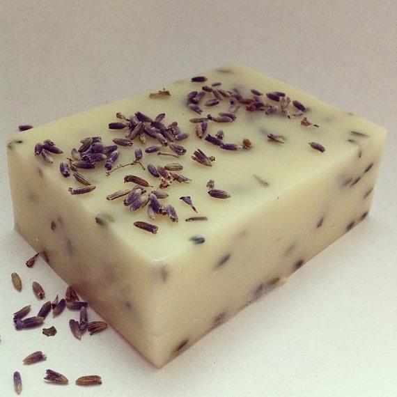 hemp body bar, lavender & herb