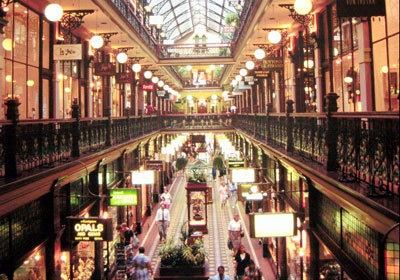 Strand Arcade Sydney