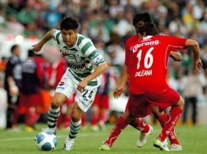 Santos vs Toluca En Vivo por Azteca 7 de TV Azteca Jornada 14 Clausura 2013 juegan hoy Viernes 12 de Abril a partir de las 21:30hrs Centro de México en el Estadio Corona TSM. Torreón, Coahuila.