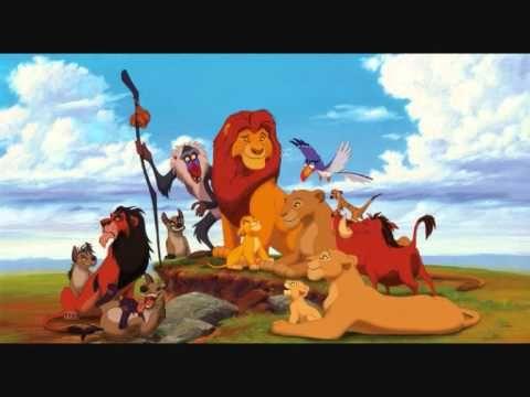 """Película: """"The Lion King"""" - Canción: """"Circle of Life"""" - Hans Zimmer"""