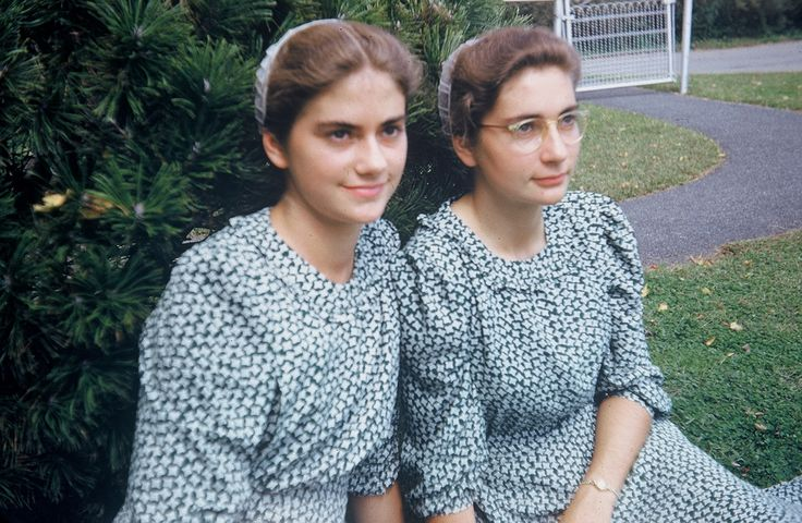 Barbara and sister, Mary Jane. See ch. 13 Finding Barbara and ch. 14 Engaging Barbara in Wingspread book jimhurd.com