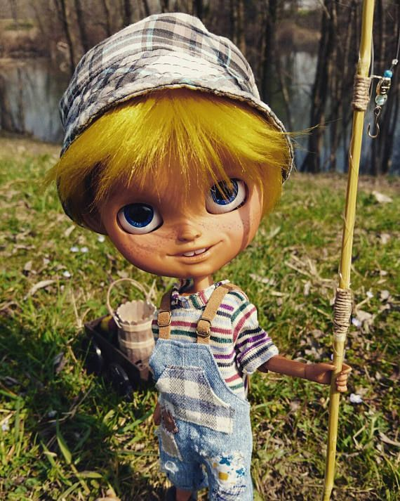 Guarda questo articolo nel mio negozio Etsy https://www.etsy.com/it/listing/507987992/elios-ooak-customed-icy-doll