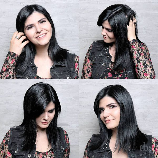 haircuts for fat round faces