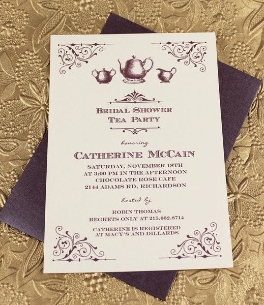 39 Best Images About Bridal Shower Planning & Invitation
