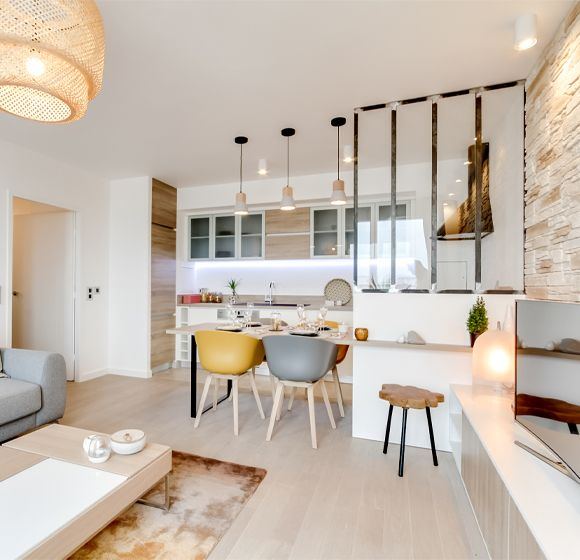 Un appartement neuf à personnaliser - PLANETE DECO a homes world