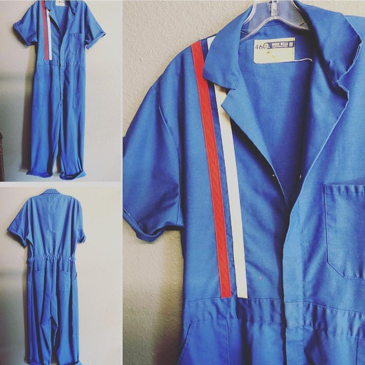 link in bio  #fm79 #etsyshop #vintage #workwear #coveralls #jumpsuit #mechanics #vintageclothing #ootd #fashion #redwhiteandblue #style #pinup  #wearwhatyoulove