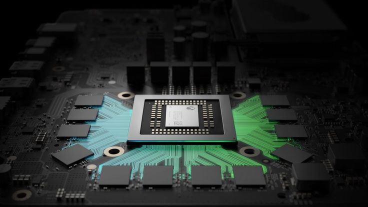 Xbox Scorpio Internal Motherboard Architecture Revealed: 16nm FinFET Chip, 7 Billion Transistors, Vapour-Chamber Cooling, And More