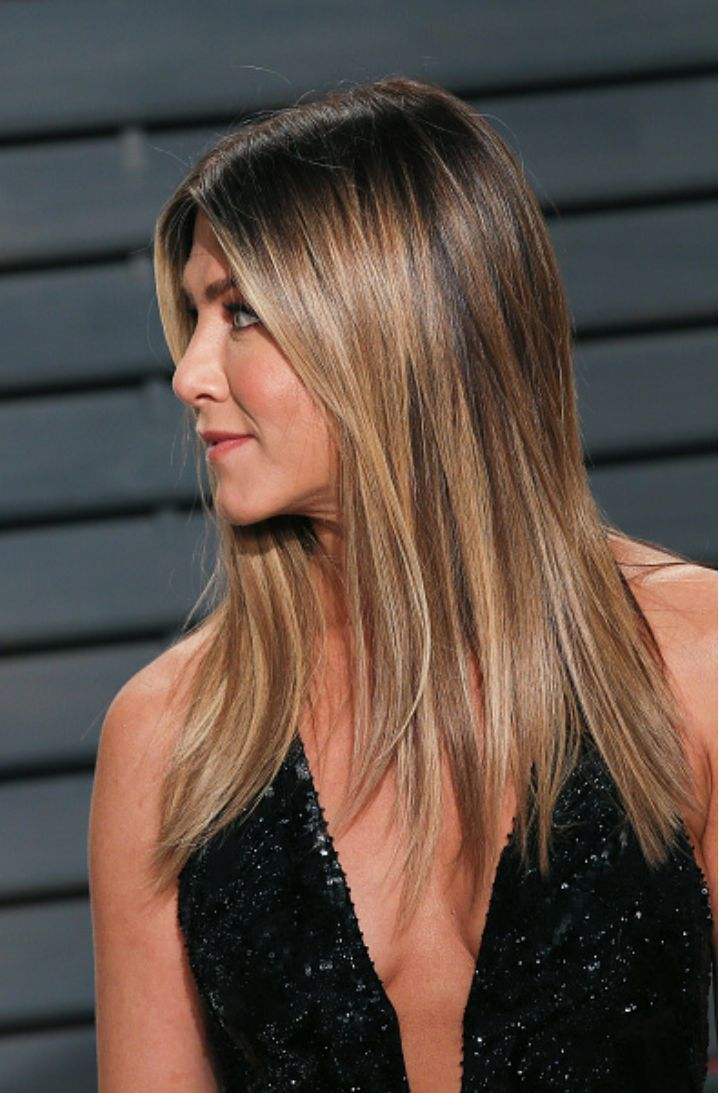 Image result for jennifer aniston haircut 2017