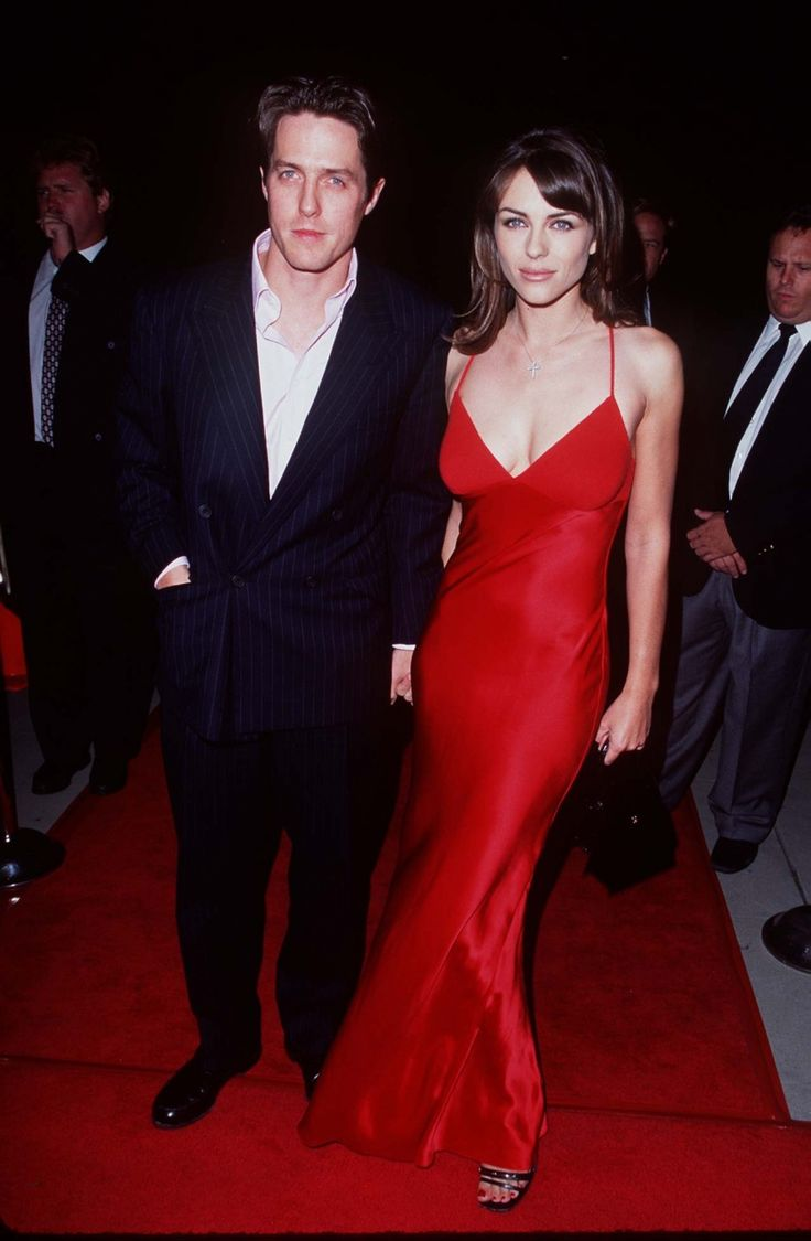 hugh grant and elizabeth hurley relationship