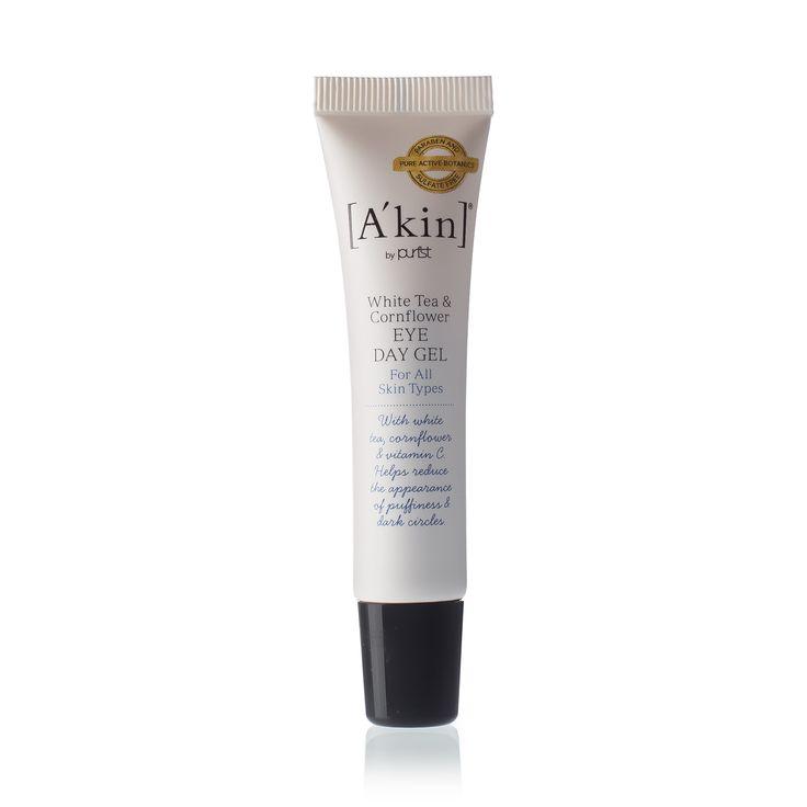 Быстро впитывающийся легкий гель с мощными антиоксидантами в составе помогает эффективно успокоить кожу вокруг глаз, уменьшить отечность и темные круги. Идеален в качестве основы под макияж.