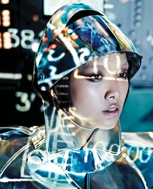 syphon: Grace Guozhi by Marc De Groot for Vogue Netherlands September 2012