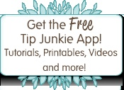 this website is so amazing! It's called tip junkie and it has hundreds of DIY ideas from tons of blogs. I'll never worry about gift ideas again!