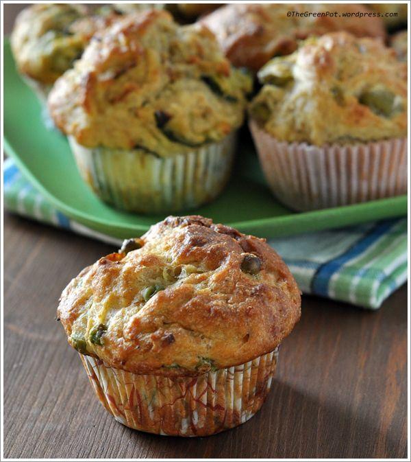 Muffin salati: 10 ricette per tutti i gusti