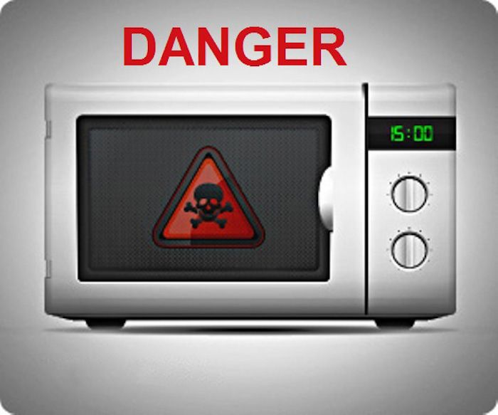 The Health Risks Of Microwaving Your Food Microwave