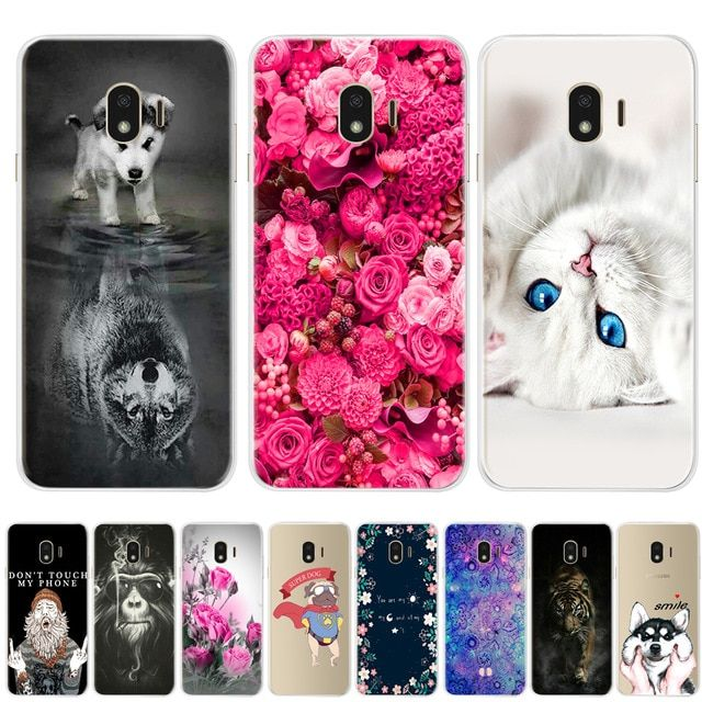 Phone Case For Samsung Galaxy J4 2018 Case For Samsung J4 Plus ...