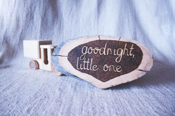 A rustic and unique decor for a very special nursery or children room.     Wood sign is 28 cm / 11 inches wide and 14 cm / 5,5 inches tall.    The letters are hand burned and wood is not treated         Perfect gift for a sweet baby and it's loving parents. This item is unique and no one else will have anything like this, | Shop this product here: http://spreesy.com/Tundrada/5 | Shop all of our products at http://spreesy.com/Tundrada    | Pinterest selling powered by Spreesy.com
