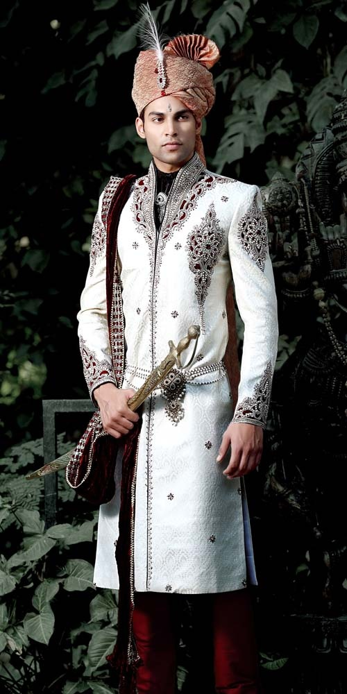 Groom Sherwani For Wedding