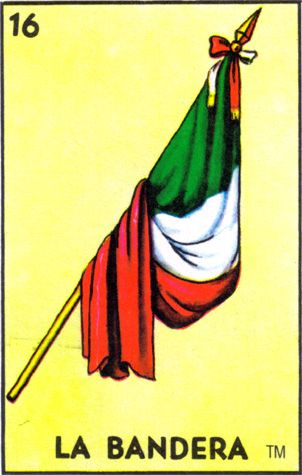 La Loteria - La Bandera