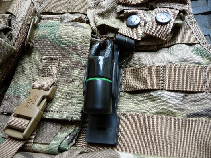 kydex Go tube , Glo toob, and SERE compass holders .