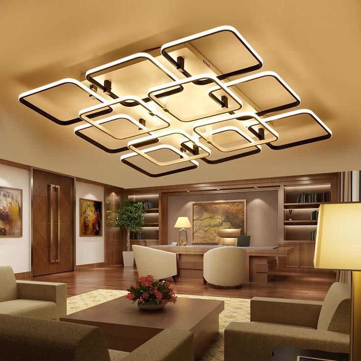 5880 watch more here new acrylic modern led ceiling lights for living - Living Room Lighting Ceiling