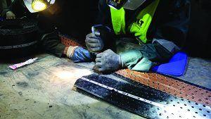 Minet Lacing Technology Conveyor Belt Fasteners #construction #mining