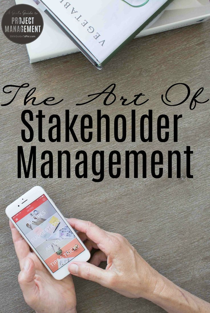 23 best stakeholder management images on pinterest stakeholder the art of stakeholder management fandeluxe Image collections