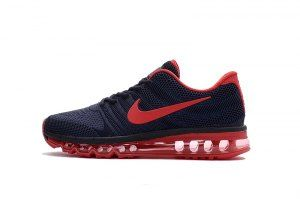 2bfc4033358 Mens Nike Air Max 270 KPU Sneakers Navy Crimson 849560 405