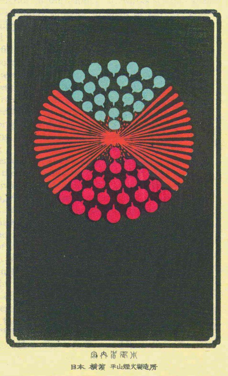 Captain Alan Brock's fireworks book of illustrations... linked to a online museum of firework related imagery.
