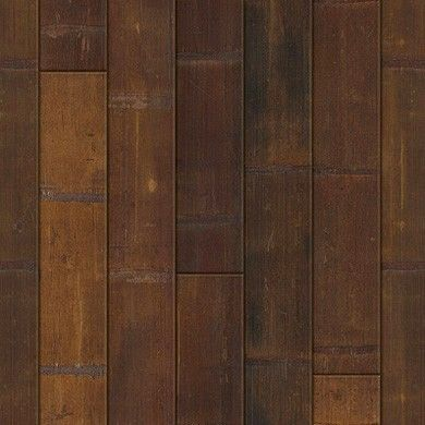 Bambusdiele mit naturbelassener Oberfläche