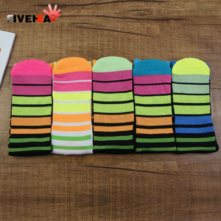 2017 New Men's Color Stripes Socks 10pieces=5pairs/lot Hipster Socks Cheap Socks Wholesale Patterns All Brand Men Socks thick