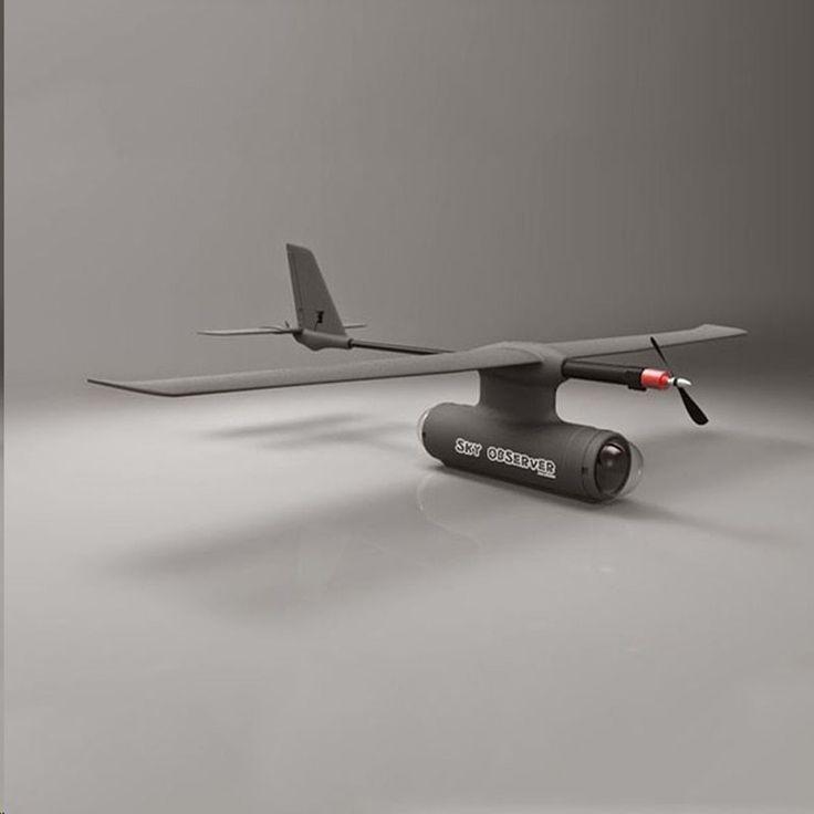 Rc Flugzeug Sky Lark 2m Spannweite Langstrecken Fpv Kit In 2020