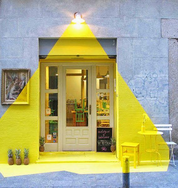 Pintar paredes de forma creativa | Decorar tu casa es facilisimo.com