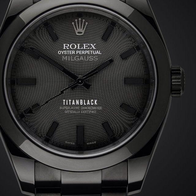 Rolex - Titanblack
