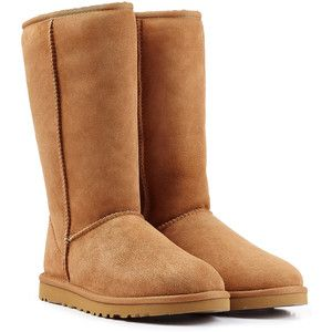 UGG AVUSTRALYA Classic Tall Boots Süet