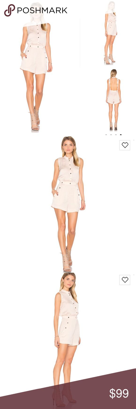 Finders Keepers Maynard Playsuit NWT - sold out online! Finders Keepers Pants Jumpsuits & Rompers