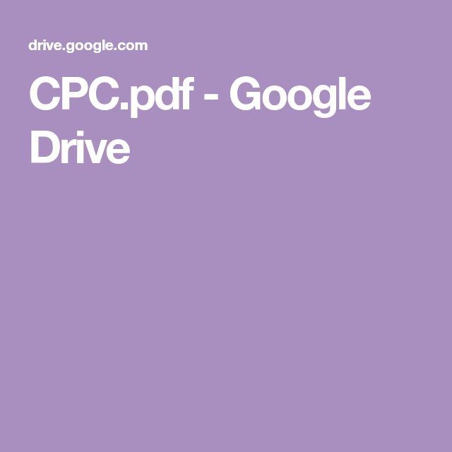 Cpc Pdf Google Drive Cpc Google Drive Pdf