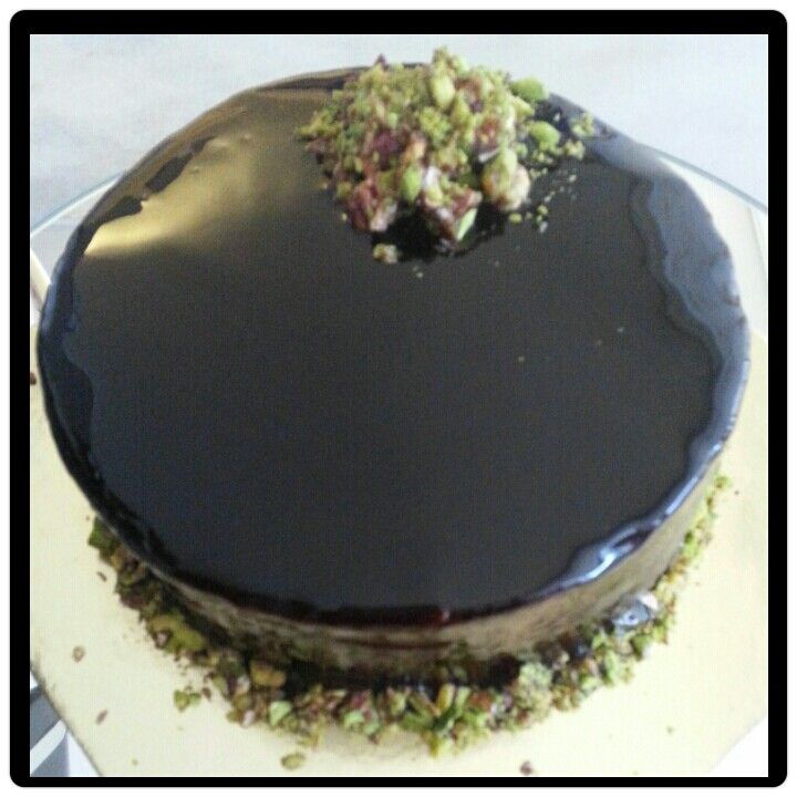 Calandra's chocolate cake..♥♥♥
