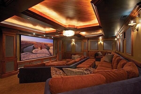 Million Dollar Home Theater In 2019 At Home Movie