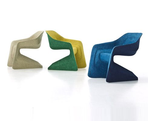 Hemp Chair Di Moroso